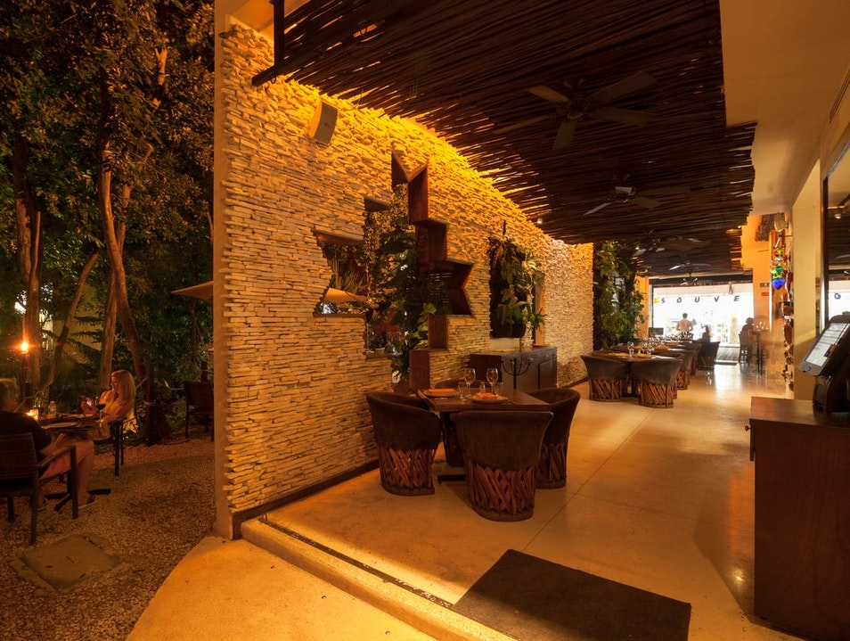 Mexican Cuisine With Atmosphere Playa Del Carmen  Mexico