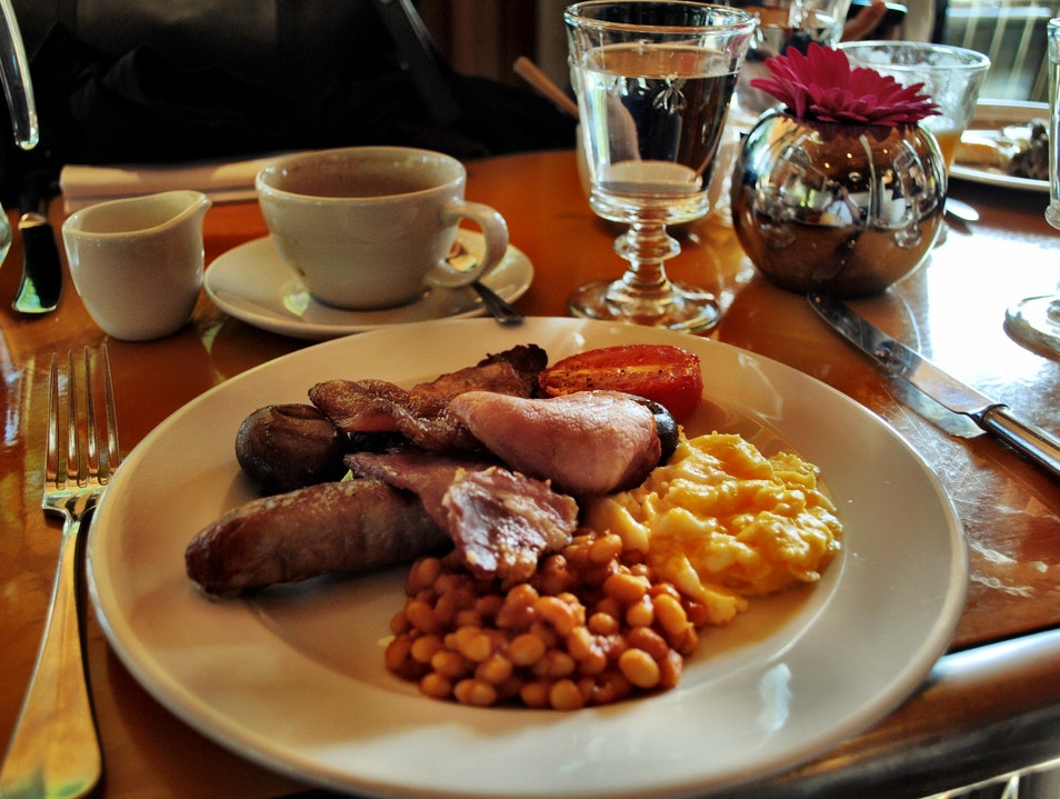 Breakfast Inn the Park London  United Kingdom