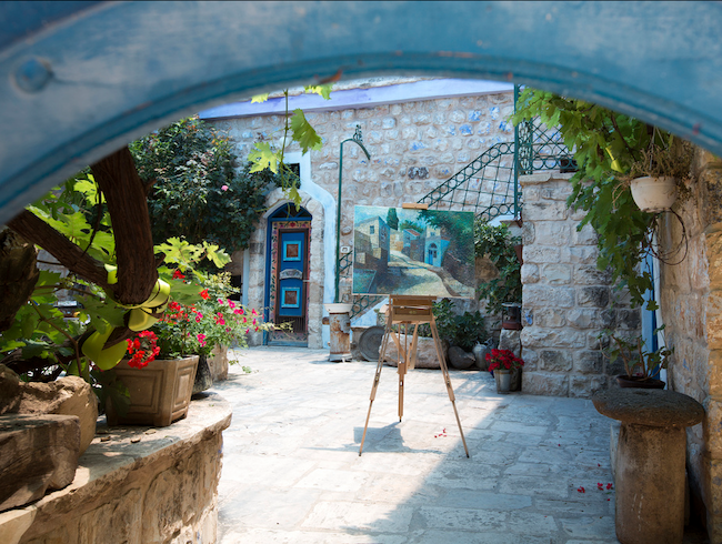 The Mystical, Kabbala City, Safed
