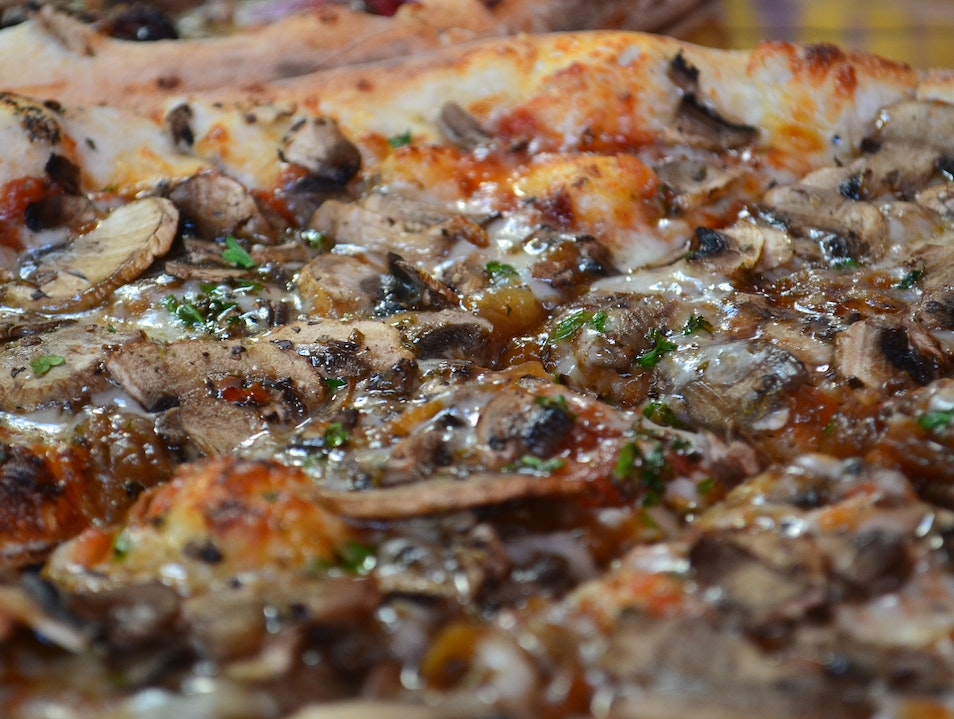 Pizza Favorite in the North End