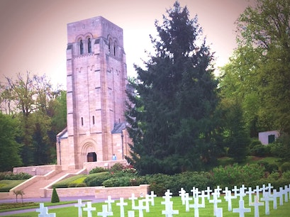 Aisne-Marne American Cemetery and Memorial Belleau  France