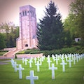 Aisne-Marne American Cemetery and Memorial Bouresches  France