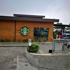 The biggest Starbucks