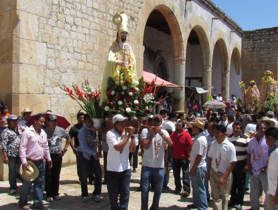 Dancing with the Saints: Easter in Oaxaca
