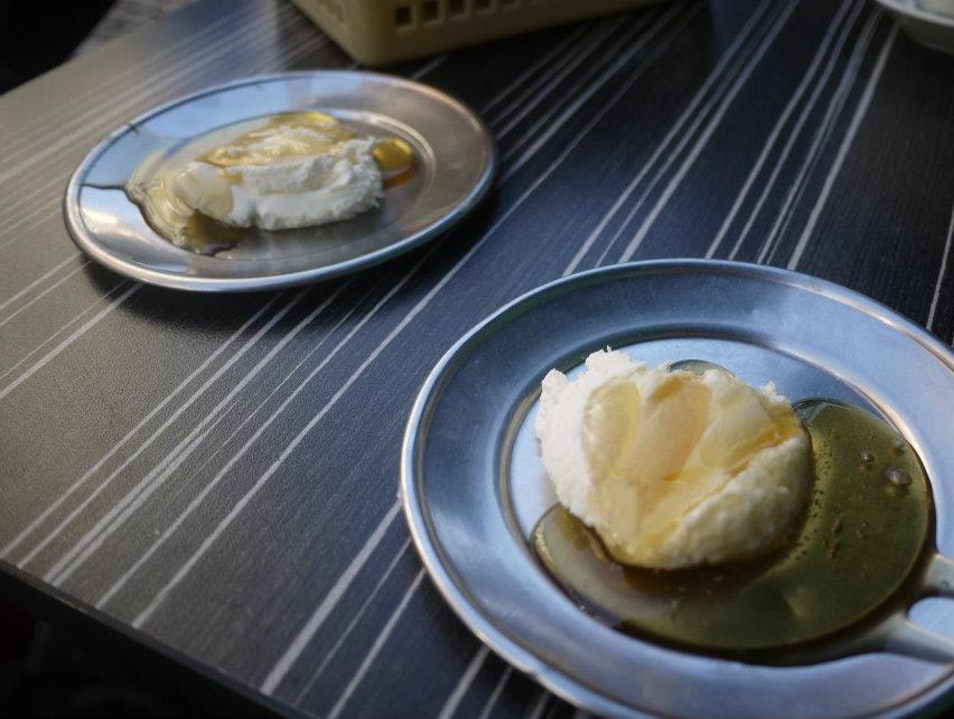 Kaymak: A Real Turkish Delight Istanbul  Turkey