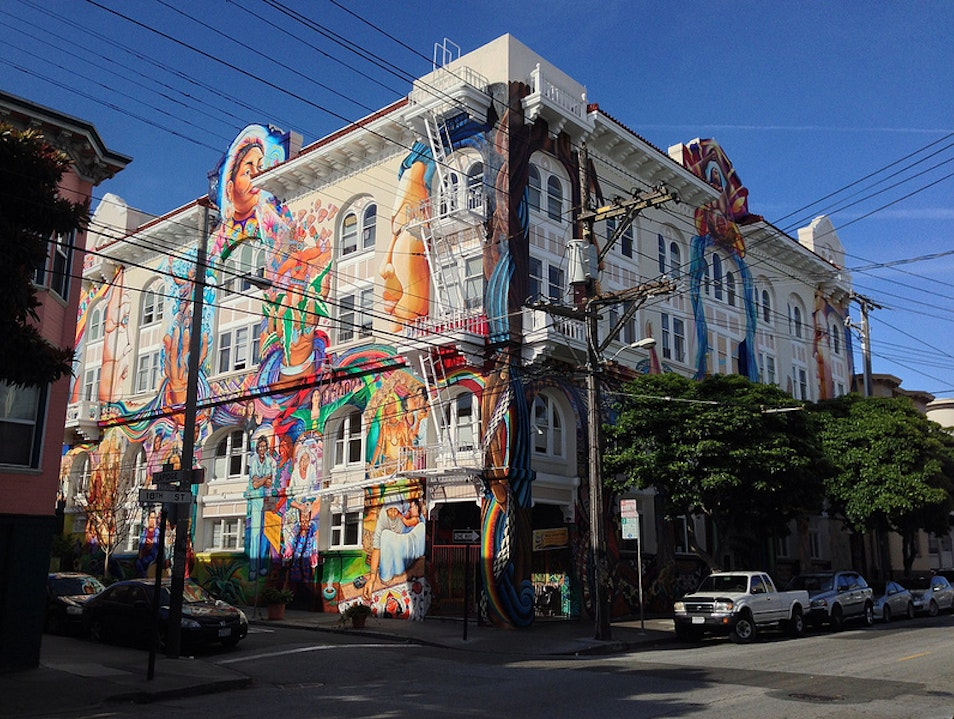 Take Part in the Women's Building in San Francisco