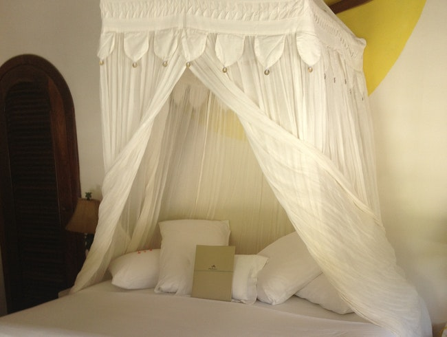 The Bed at Matachica Resort