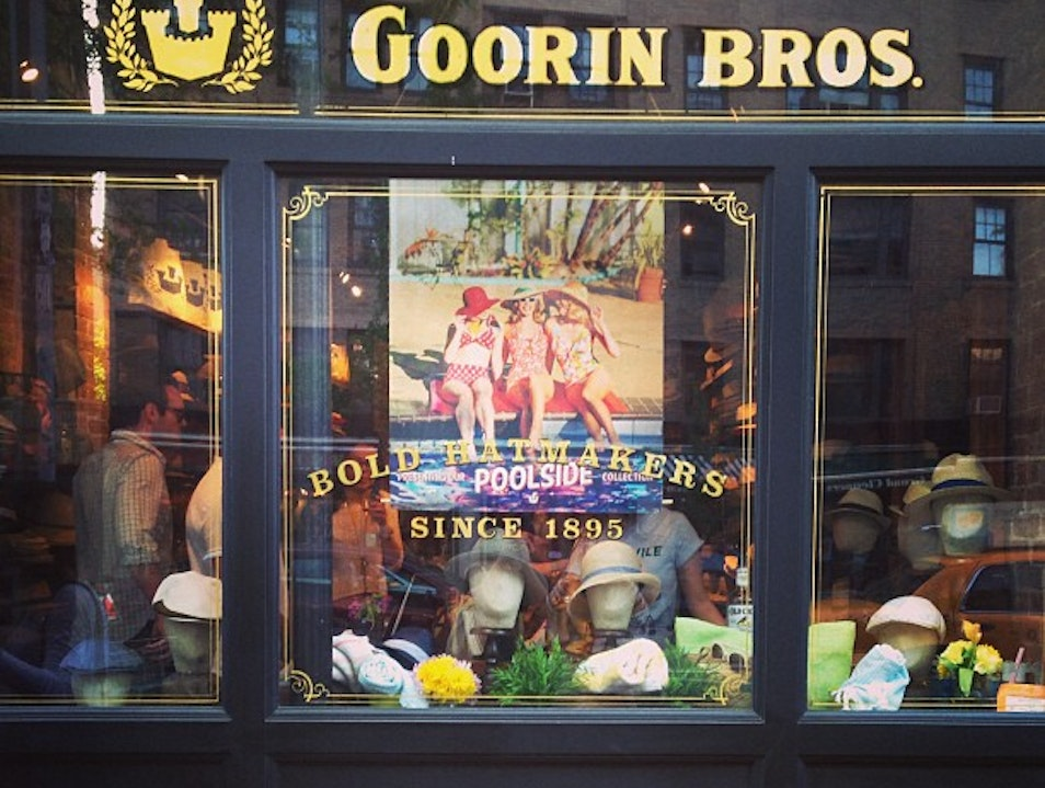 Goorin Bros. Hat Shop New York New York United States
