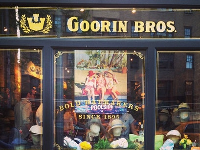 Goorin Bros. Hat Shop - West Village New York New York United States