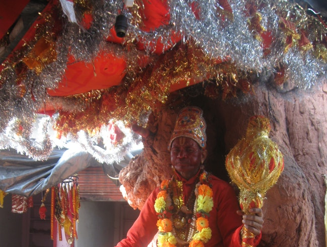The Monkey Man of Vindhyachal