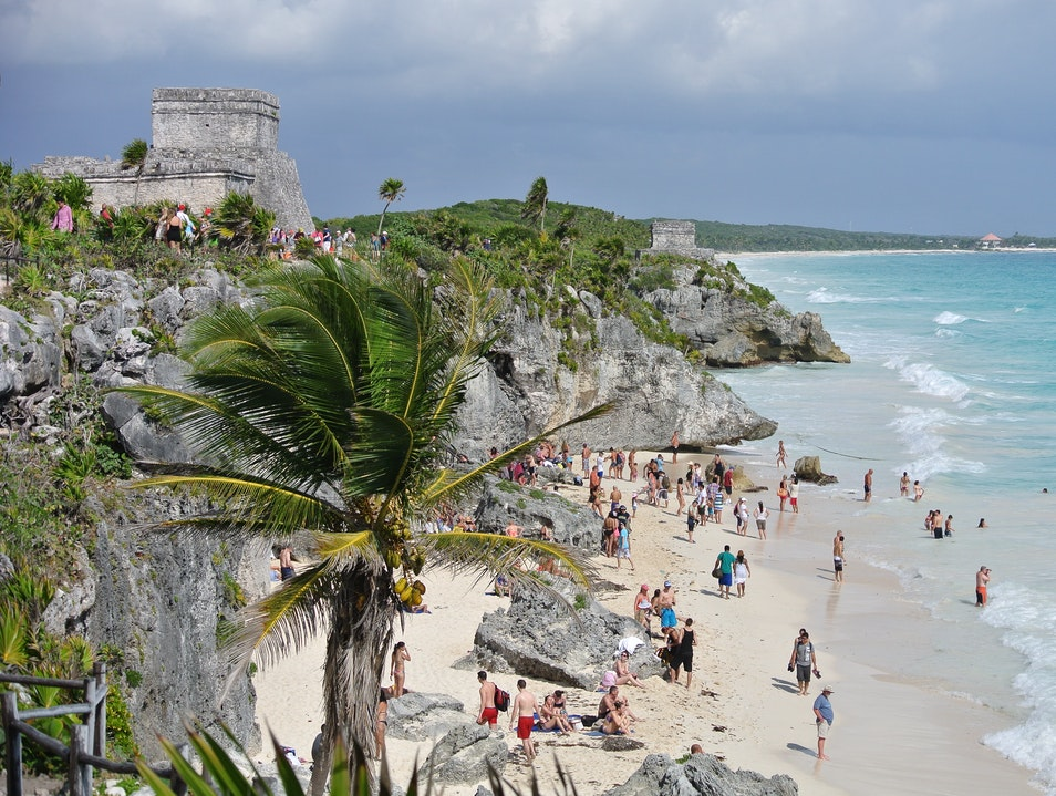 Tulum is for the Early Bird