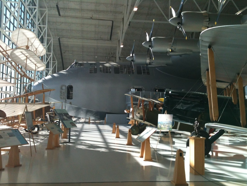 More than wines and mountains in Oregon - See aviation history