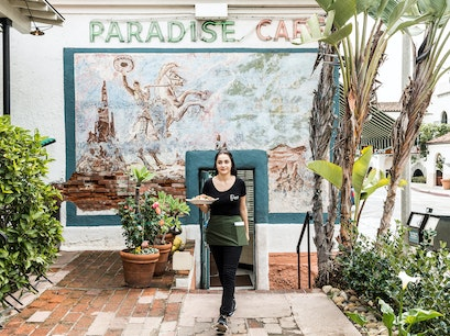 Paradise Cafe Malibu California United States