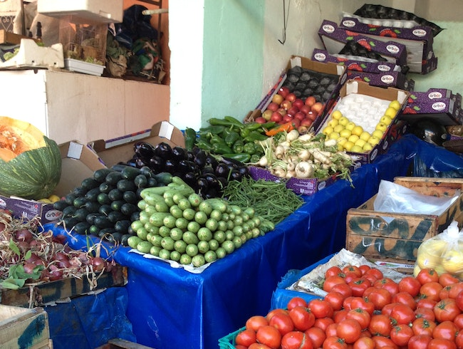 Fruit & Vegetables Souk