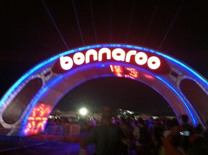 Bonnaroo Music Festival Manchester Tennessee United States