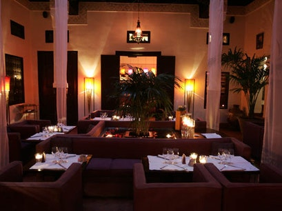 LE FOUNDOUK - RESTAURANT ET BAR Marrakech  Morocco