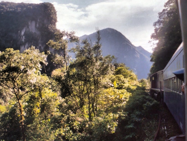Riding The Rails in Brazil: Curitiba to Morretes