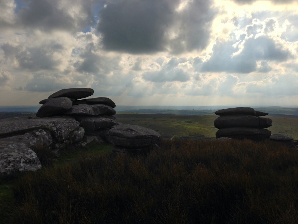 The Cheeswring, Bodmin Moor Saint Neot  United Kingdom