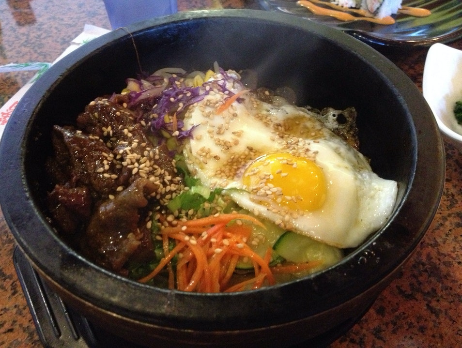 Spicy Korean Comfort Food Buffalo Grove Illinois United States