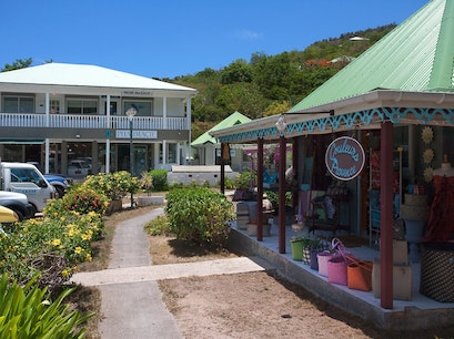 Vaval Shopping Center   Saint Barthélemy
