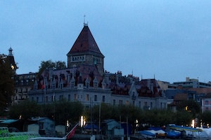 Le Chateau d'Ouchy
