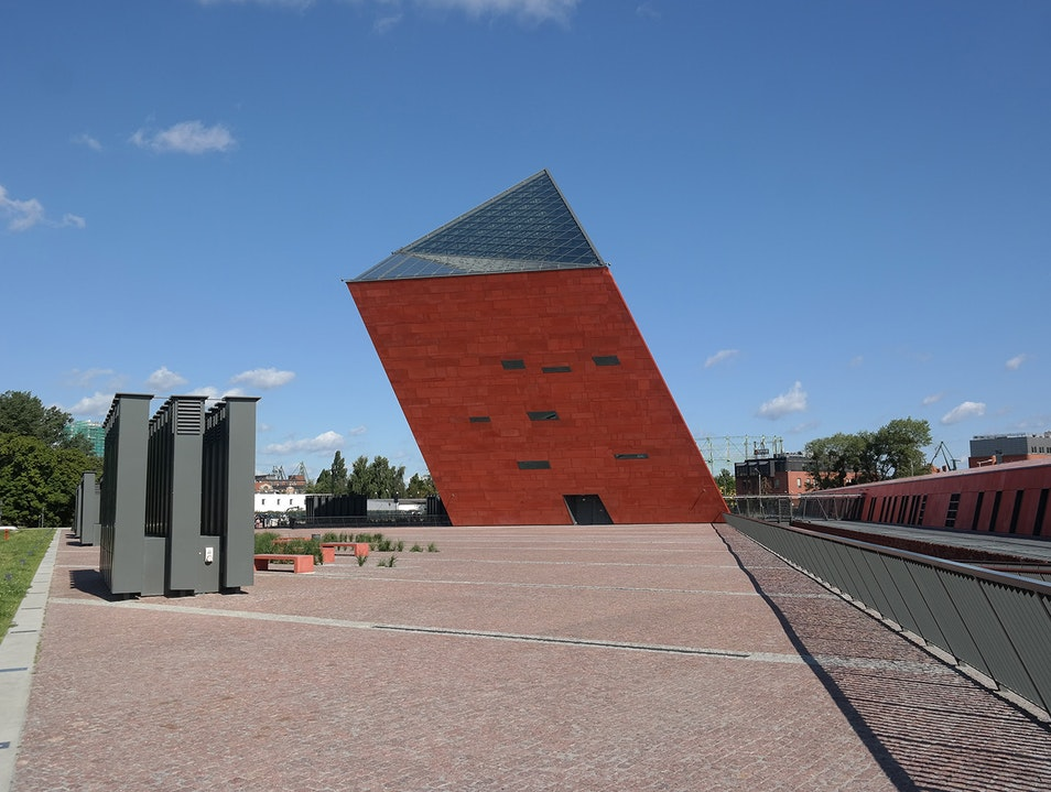 The Museum of the Second World War Gdansk  Poland