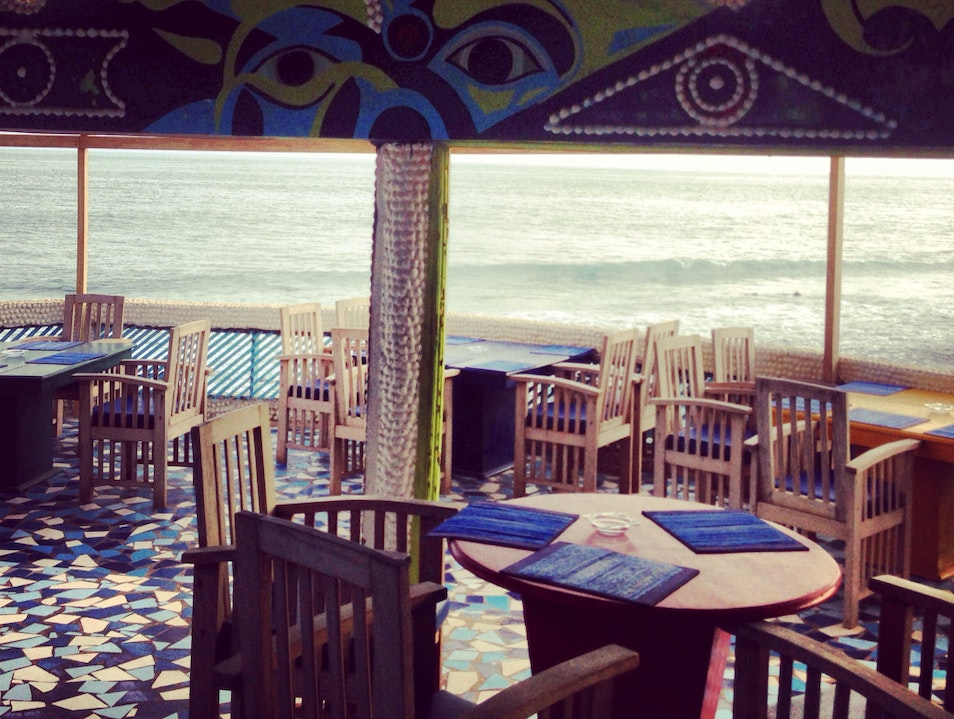 Restaurant With A View In Dakar Dakar  Senegal