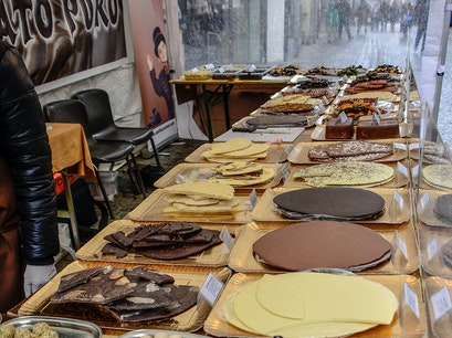Chocolate Festival in Mons Mons  Belgium