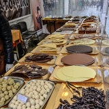 Chocolate Festival in Mons