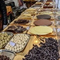 Chocolate Festival in Mons Arrondissement of Mons  Belgium