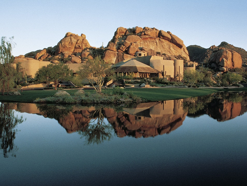 Cleansing Practices at the Boulders Scottsdale Arizona United States
