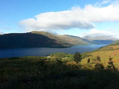 Loch Lomond Argyll and Bute  United Kingdom