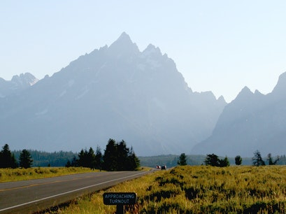 Grand Teton National Park Moose Wyoming United States