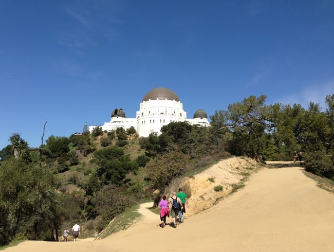 Hidden LA: Hike to Griffith Observatory