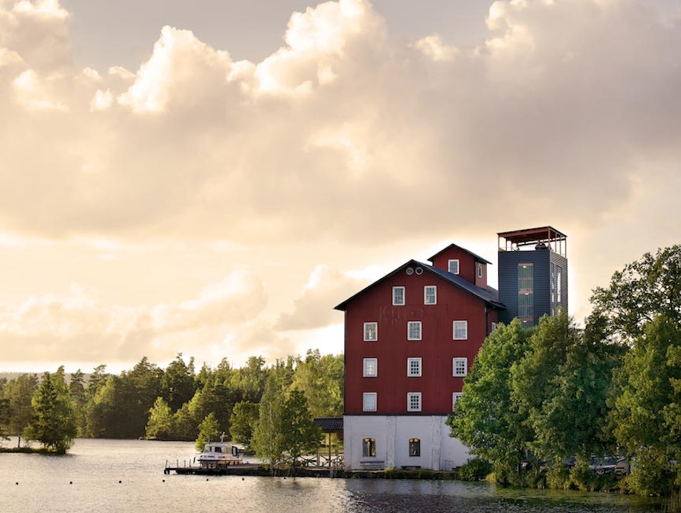 Relax in an Old Mill Upperud  Sweden