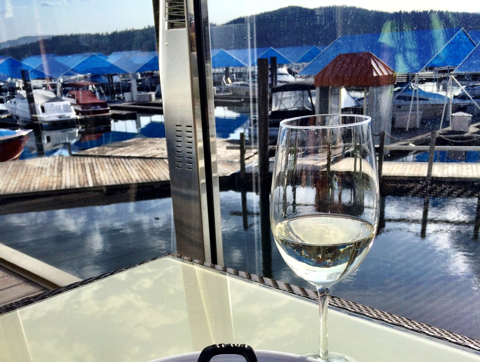 Life on the lake is better with Cougar Gold Cheese Coeur D'alene Idaho United States
