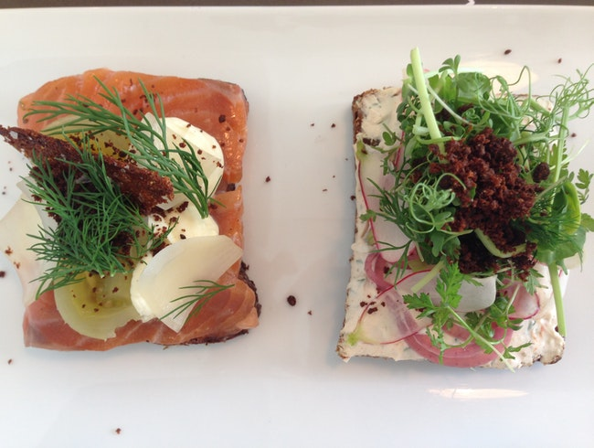 Authentic, affordable smørrebrød in Copenhagen
