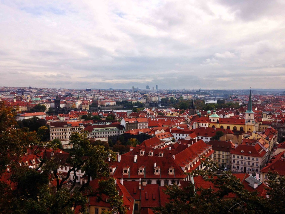 "Krásný Prague: Architectural Gems in the ""City of 100 Spires"" Nižbor  Czechia"