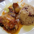 Rice and Beans in Belize City Belize City  Belize