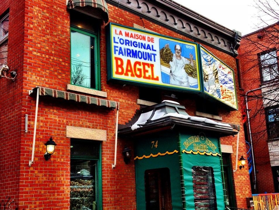 The Absolute Best Bagels in Montreal Montreal  Canada