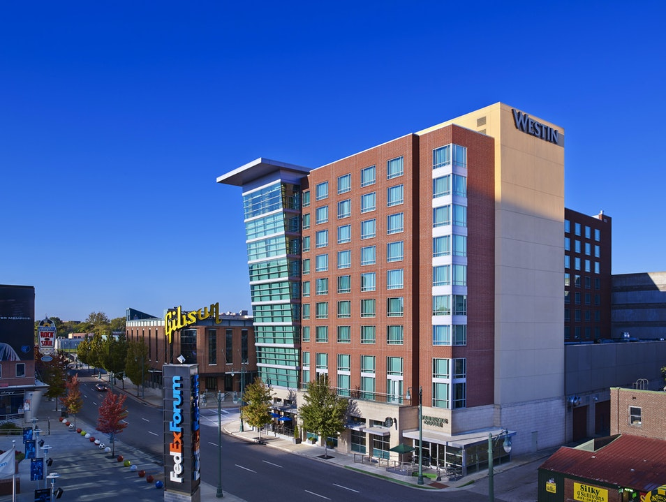 The Westin Memphis Beale Street Memphis Tennessee United States