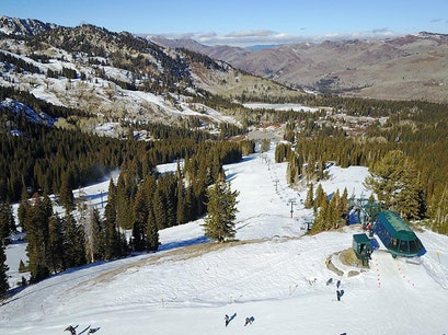 Brighton Resort Brighton Utah United States