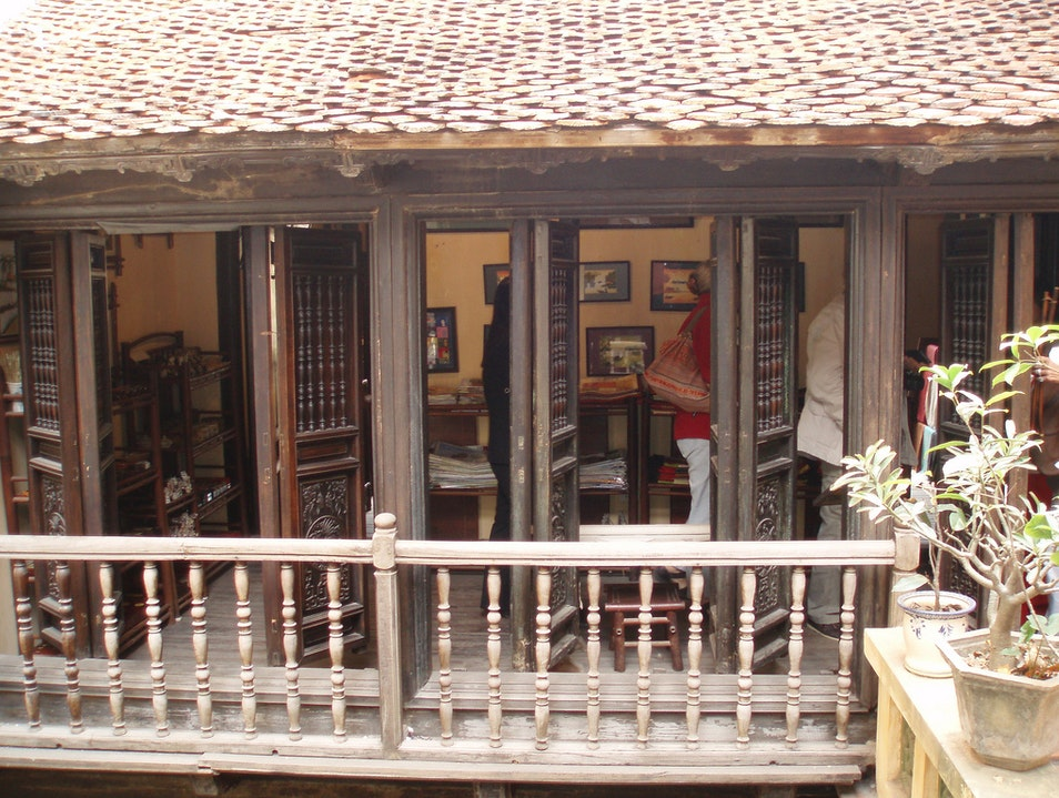 Witness Some Well Preserved Old Quarter Architecture Hanoi  Vietnam