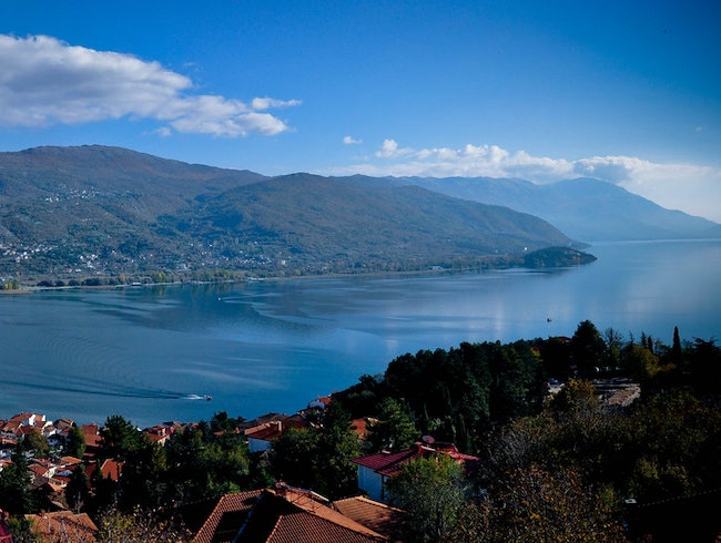 Ohrid - pearl of the Balkans