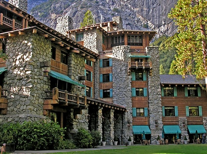 Majestic Yosemite Hotel Yosemite Valley California United States