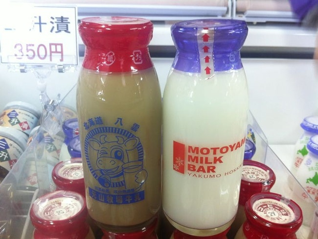 There's Something About Hokkaido Milk