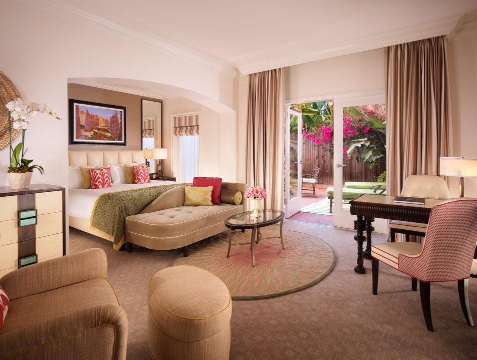 The Beverly Hills Hotel Los Angeles California United States