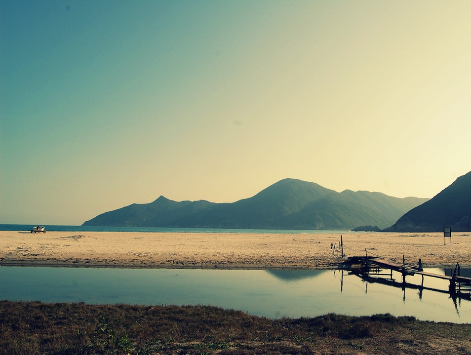 The Peace of Wild Places Sai Kung  Hong Kong