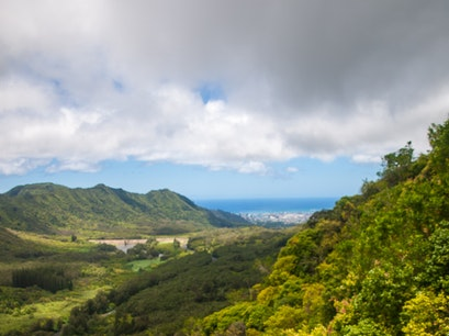 Nuʻuanu Pali State Wayside Honolulu Hawaii United States
