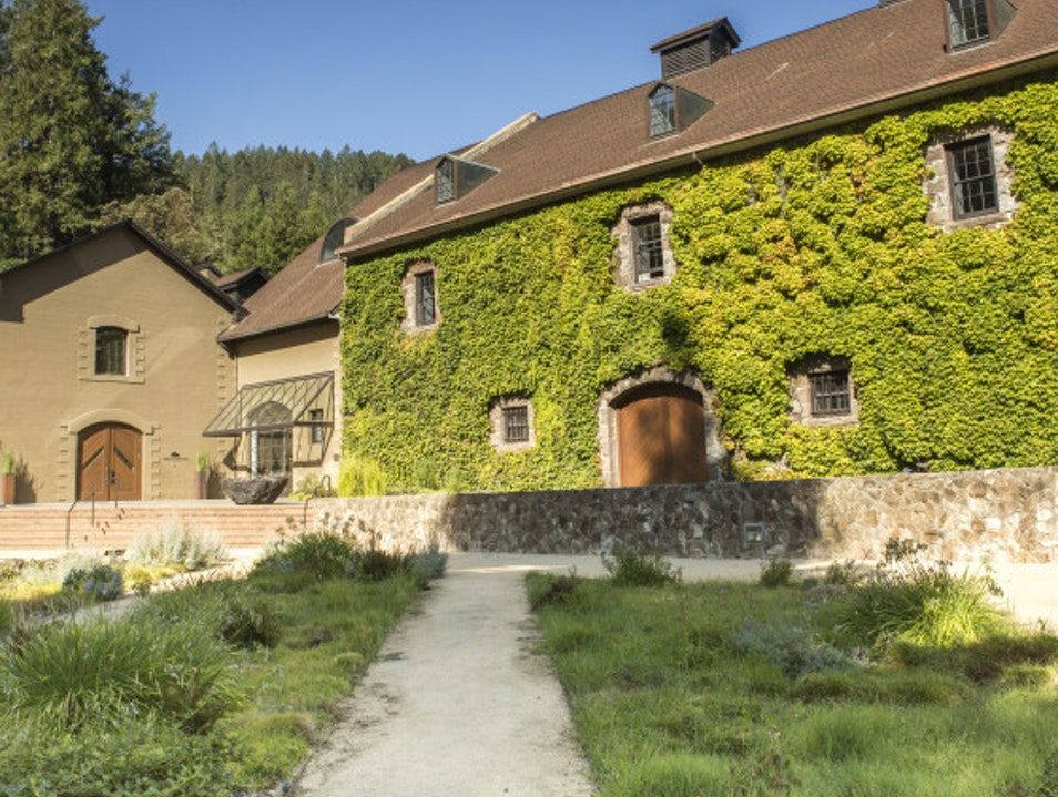 The Hess Art Collection and Winery